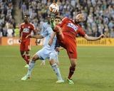 Mar 15, 2014 - MLS: FC Dallas vs Sporting KC - Adam Moffat Photo by John Rieger