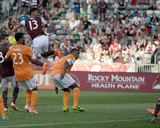 Jun 1, 2014 - MLS: Houston Dynamo vs Colorado Rapids Photo by Ron Chenoy