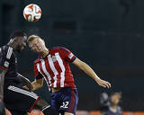 Jul 20, 2014 - MLS: Chivas USA vs D.C. United - Eddie Johnson Photo by Geoff Burke