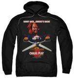 Hoodie: Child's Play 2 - Chucky's Back Pullover Hoodie