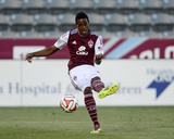 2014 MLS U.S. Open Cup: Jun 17, Orlando City FC vs Colorado Rapids - Deshorn Brown Photo by Ron Chenoy