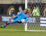 Aug 24, 2014 - MLS: San Jose Earthquakes vs Philadelphia Union - Jon Busch, Conor Casey Photo by John Geliebter