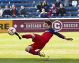 Apr 5, 2014 - MLS: Philadelphia Union vs Chicago Fire - Mike Magee Photo by Mike Dinovo