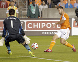 Mar 15, 2014 - MLS: Montreal Impact vs Houston Dynamo - Troy Perkins, Will Bruin Photo by Andrew Richardson