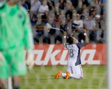 Mar 15, 2014 - MLS: Real Salt Lake vs San Jose Earthquakes - Jon Busch, Joao Plata Photo by Kelley L Cox