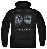 Hoodie: Bride Of Chucky - Happy Couple Pullover Hoodie