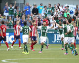Aug 9, 2014 - MLS: Chivas USA vs Portland Timbers - Diego Valeri Photo by Jaime Valdez
