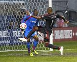 Jul 2, 2014 - MLS: Toronto FC vs Chicago Fire - Jackson Goncalves, Sean Johnson Photo by Mike Dinovo