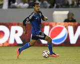 Aug 8, 2014 - MLS: San Jose Earthquakes vs Los Angeles Galaxy - Chris Wondolowski Photo by Kelvin Kuo