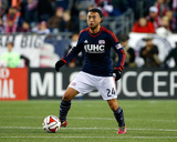 2014 MLS Playoffs: Nov 9, Columbus Crew vs New England Revolution - Lee Nguyen Photo by Winslow Townson