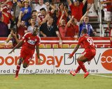 Aug 22, 2014 - MLS: Real Salt Lake vs FC Dallas Photo by Kevin Jairaj