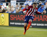 Apr 26, 2014 - MLS: Chivas USA vs San Jose Earthquakes - Leandro Barrera Photo by Robert Stanton