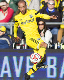 Apr 5, 2014 - MLS: Toronto FC vs Columbus Crew - Federico Higuain Photo by Trevor Ruszkowski