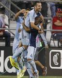 Jul 16, 2014 - MLS: Sporting KC vs Columbus Crew - Benny Fielhaber Photo by Joseph Maiorana