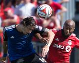 Jun 7, 2014 - MLS: San Jose Earthquakes vs Toronto FC - Collen Warner Photo by Nick Turchiaro