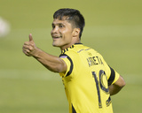2014 MLS U.S. Open Cup: Jun 17, Columbus Crew vs Indy Eleven - Jairo Arrieta Photo by David Richard