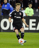 Oct 18, 2014 - MLS: Chicago Fire vs D.C. United - Taylor Kemp Photo by Brad Mills
