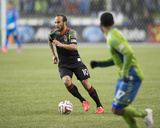2014 MLS Western Conference Championship: Nov 30, Galaxy vs Sounders - Landon Donovan Photo by Steven Bisig