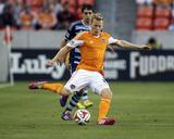 Jun 6, 2014 - MLS: Sporting KC vs Houston Dynamo - Andrew Driver Photo by Troy Taormina
