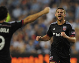 Aug 23, 2014 - MLS: D.C. United vs Sporting KC - Perry Kitchen Photo by Jeff Curry