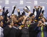 2014 MLS Western Conference Championship: Nov 30, LA Galaxy vs Seattle Sounders Photo by Joe Nicholson