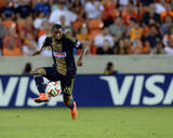 Aug 15, 2014 - MLS: Philadelphia Union vs Houston Dynamo - Raymon Gaddis Photo by John David Mercer