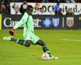 Oct 18, 2014 - MLS: Chicago Fire vs D.C. United - Bill Hamid Photo by Brad Mills