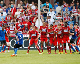 May 31, 2014 - MLS: San Jose Earthquakes vs FC Dallas Photo by Kevin Jairaj