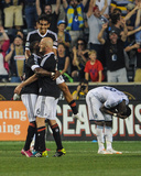 Jun 7, 2014 - MLS: Vancouver Whitecaps vs Philadelphia Union - Conor Casey Photo by John Geliebter