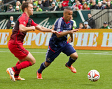 Mar 16, 2014 - MLS: Chicago Fire vs Portland Timbers - Jack Jewsbury Photo by Jaime Valdez