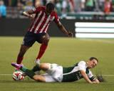Aug 9, 2014 - MLS: Chivas USA vs Portland Timbers - Will Johnson Photo by Jaime Valdez