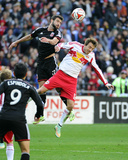 2014 MLS Playoffs: Nov 8, New York Red Bulls vs D.C. United - Chris Pontius Photo af Brad Mills