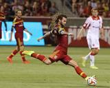 Aug 9, 2014 - MLS: D.C. United vs Real Salt Lake - Kyle Beckerman Photo af Chris Nicoll