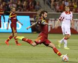 Aug 9, 2014 - MLS: D.C. United vs Real Salt Lake - Kyle Beckerman Photo by Chris Nicoll
