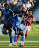 Jul 2, 2014 - MLS: Chivas USA vs San Jose Earthquakes - Yannick Djalo Photo by Kelley L Cox