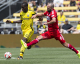 Jun 29, 2014 - MLS: FC Dallas vs Columbus Crew - Adam Moffat Photo by Greg Bartram