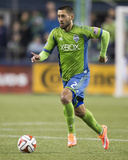 2014 MLS Playoffs: Nov 10, FC Dallas vs Seattle Sounders - Clint Dempsey Photo af Joe Nicholson