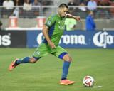 Aug 2, 2014 - MLS: Seattle Sounders vs San Jose Earthquakes - Clint Dempsey Photo by Kyle Terada