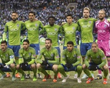 2014 MLS Western Conference Championship: Nov 30, LA Galaxy vs Seattle Sounders Photo by Joe Nicholson