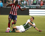 Aug 9, 2014 - MLS: Chivas USA vs Portland Timbers - Will Johnson Photo by Jaime Valdez