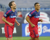 Jul 12, 2014 - MLS: Chicago Fire vs New England Revolution Foto af Bob DeChiara