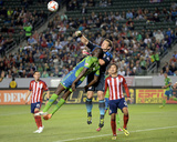 Apr 19, 2014 - MLS: Seattle Sounders vs Chivas USA - Dan Kennedy, Djimi Traore Photo by Jayne Kamin-Oncea