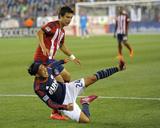 Aug 23, 2014 - MLS: Chivas USA vs New England Revolution - Erick Torres Photo by Bob DeChiara