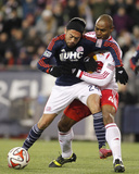 2014 MLS Eastern Conference Championship: Nov 29, Red Bulls vs Revolution - Lee Nguyen Photo by Stew Milne