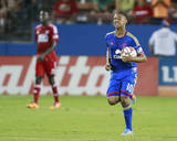 Aug 9, 2014 - MLS: Colorado Rapids vs FC Dallas - Gabriel Torres Photo by Tim Heitman