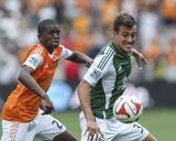 Apr 27, 2014 - MLS: Portland Timbers vs Houston Dynamo - Maximiliano Urruti Photo by Troy Taormina