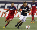 Sep 7, 2014 - MLS: Chicago Fire vs New England Revolution - Matt Watson Photo by Stew Milne