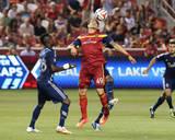 Jul 19, 2014 - MLS: Vancouver Whitecaps vs Real Salt Lake - Devon Sandoval Photo by Chris Nicoll