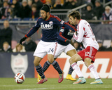 2014 MLS Eastern Conference Championship: Nov 29, Red Bulls vs Revolution - Eric Alexander Photo by Stew Milne