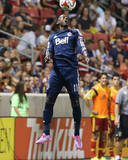 Jul 19, 2014 - MLS: Vancouver Whitecaps vs Real Salt Lake - Darren Mattocks Photo by Chris Nicoll